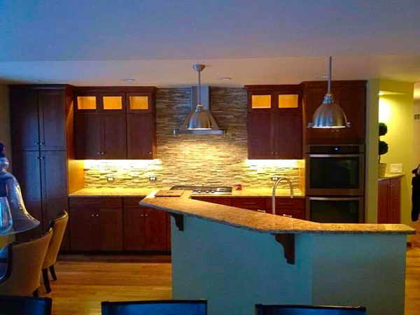 Kitchen Remodel, Wisconsin