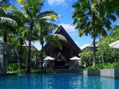 Twin Palms Resort, Phuket, Thailand