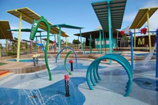 Marquee Park Splash and Play,  Australia