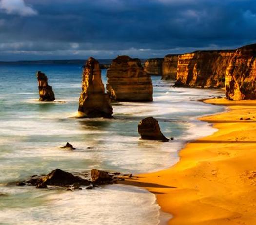 Shipwreck Coast - Great Ocean Road Visitors Centre, Australia