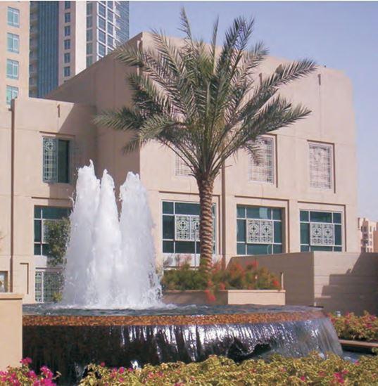 Burj Dubai Residences, UAE