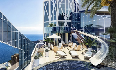 The world's most expensive penthouse