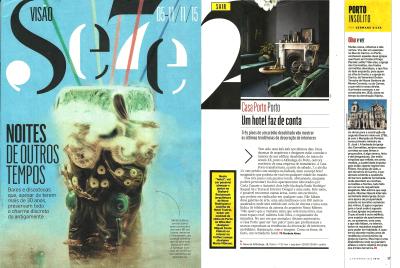 Magazine Visão SETE