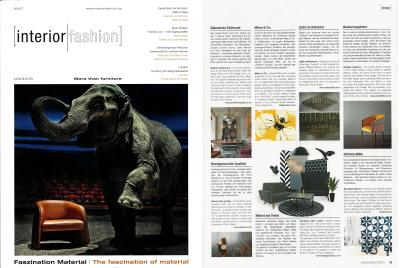 Interior Fashion Magazine