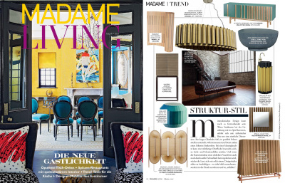 Madame Living Magazine