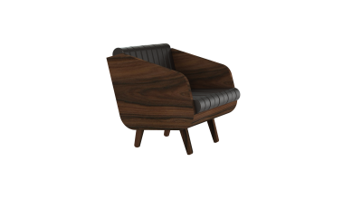 Groove Armchair
