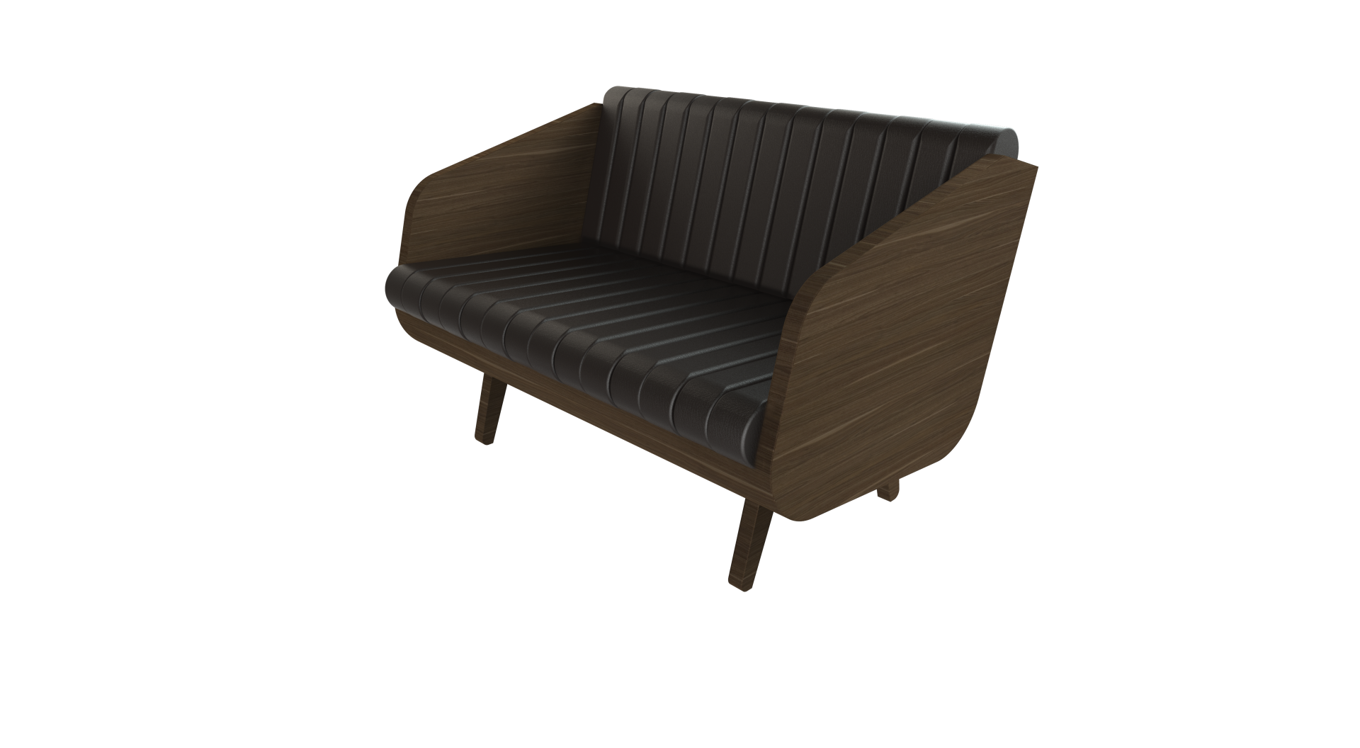 Groove Petit Sofa