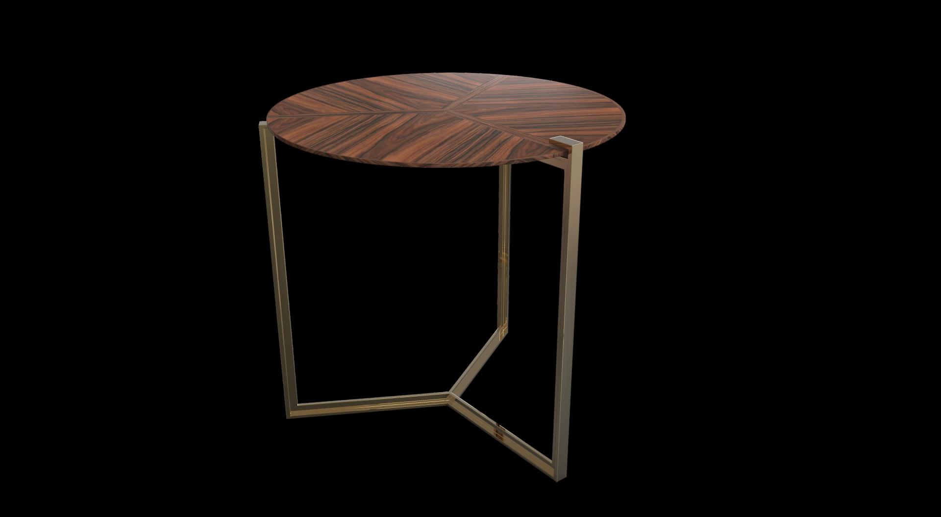 Ypsilon Side Table Dimensions