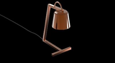 Shadow Desk Lamp