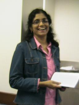Jayashree Soman