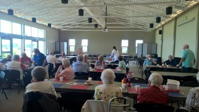Lemont Seniors July 2015