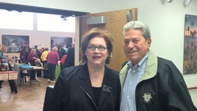 Dr. Linda and Louis Viverito