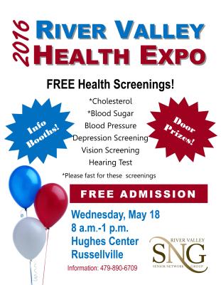 2016 Health Expo
