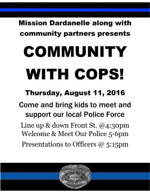 Community Cop Day