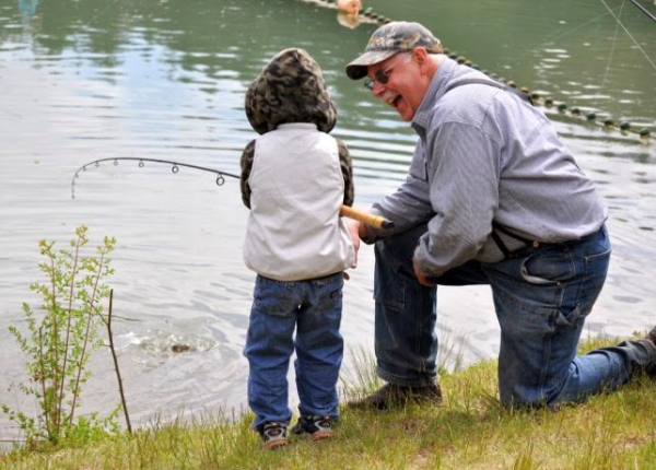 Yell County Wildlife Federation 14th Annual Children's Fishing Derby
