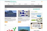 Financial Industry Website Design