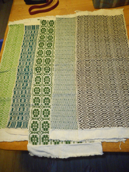 Handwoven Table Runners