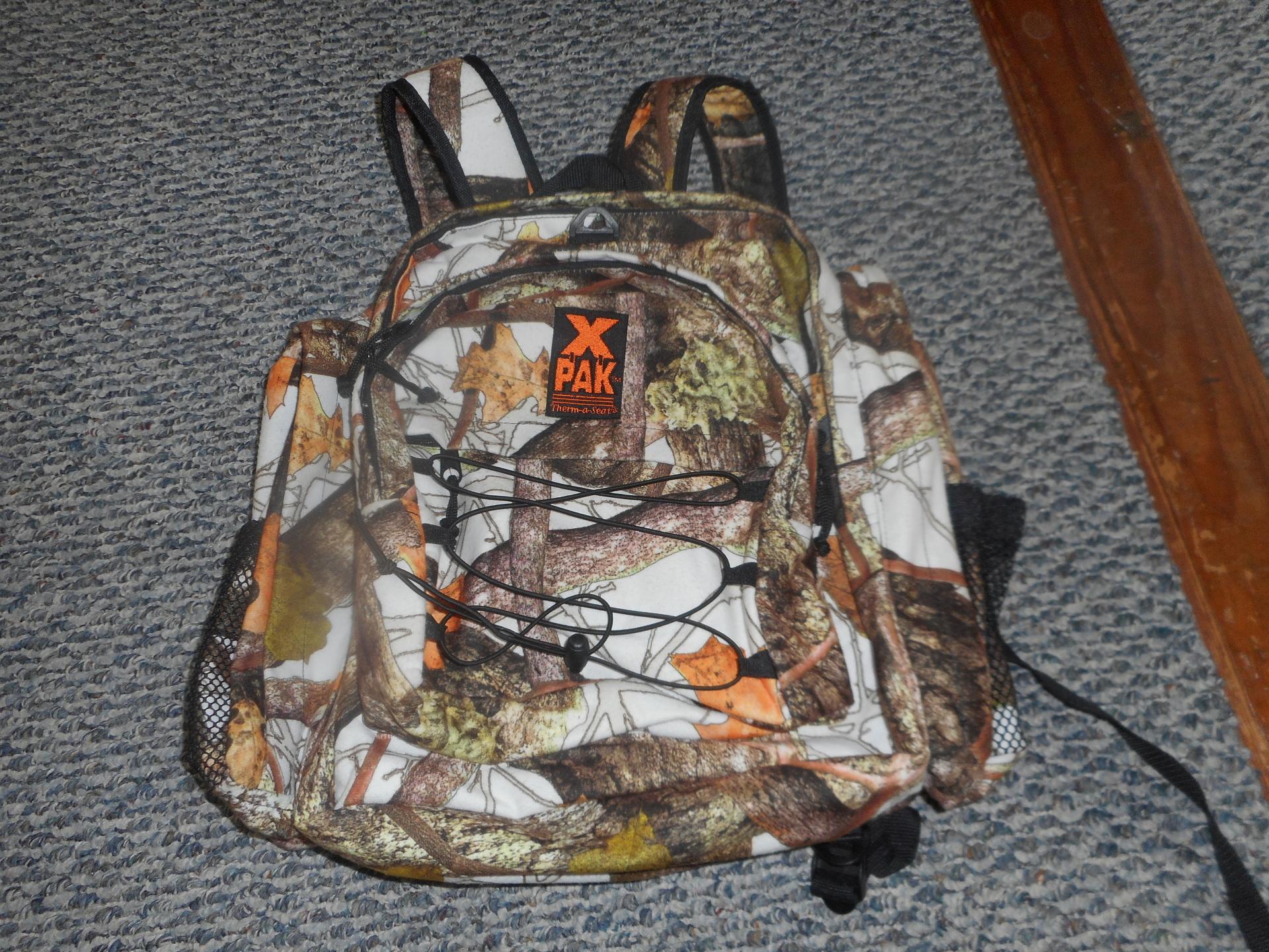 T- Pak Backpack