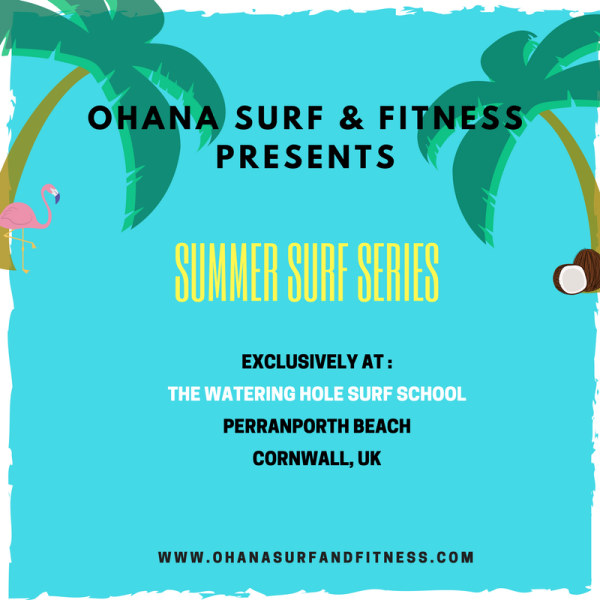Summer surf series in Cornwall UK this summer, Learn to surf, improve your surfing, retreats, yoga, Ohana Surf and Fitness, Cornwall, Devon and London UK. Fuerteventura Canary Islands. Fitness holidays or Personal training sessions in Fuerteventura, Canary Islands with Celebrity Fitness trainer and Pro Surfer Tehillah McGuinness. Start a Fitness programme. bootcamp  or improve your fitness in the sunshine .Fitness holidays Europe . The UK, Fuerteventura and Europe's  number one Surf and Fitness Holiday company. In association with Sky Sports.