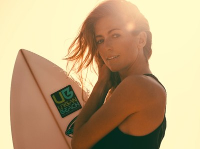 Tehillah McGuinness designs her signature surf range with sponsors Urban Beach Clothing -  Tehillah McGuinness South African celebrity Pro Surfer celebrity personal trainer, the UK's top female surfing champion, the face of the new mini countryman car, sports model, face of deeside mineral water, ambassador for women's sport  UK, lives in Cornwall and Fuerteventura, blogger, travel blogger, health and fitness, fashion designer, presenter, athlete and business woman. CEO and Founder of Ohana Surf and Fitness, Charity Worker, cover girl, magazine and the UK's number one sports personality.