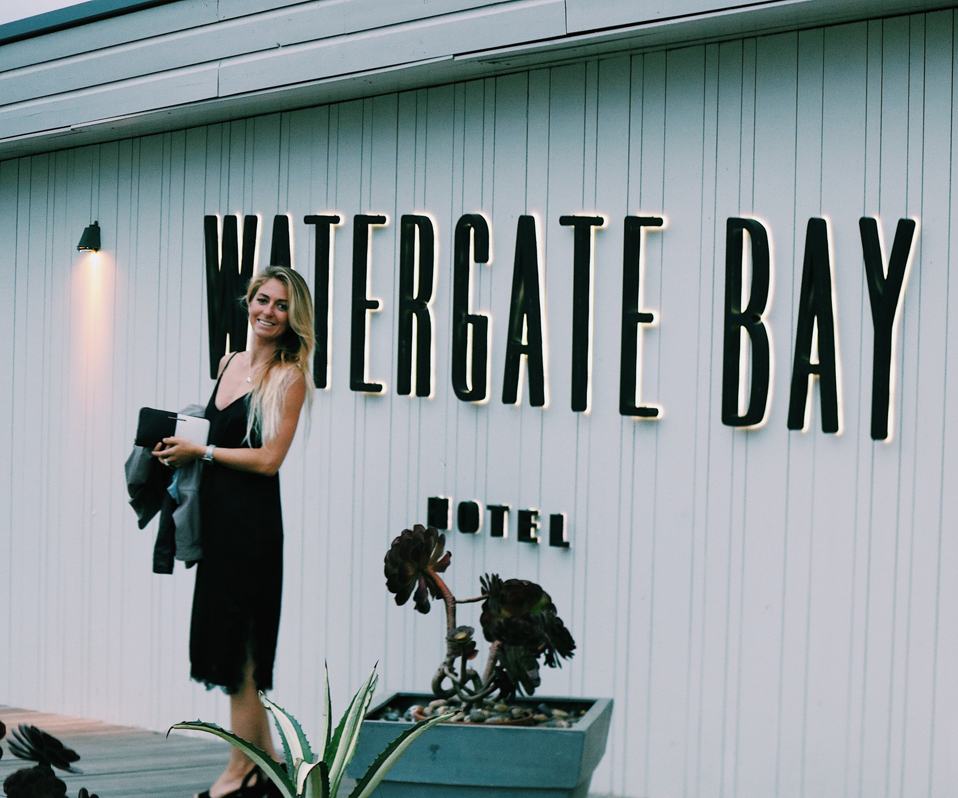 Watergate Bay Hotel Dining Experience
