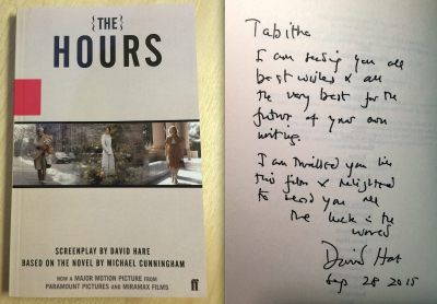 The Hours (screenplay) by David Hare