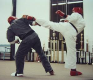 learning self-defense