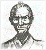 Drawing of Sokon Matsumural