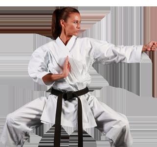Women's karate