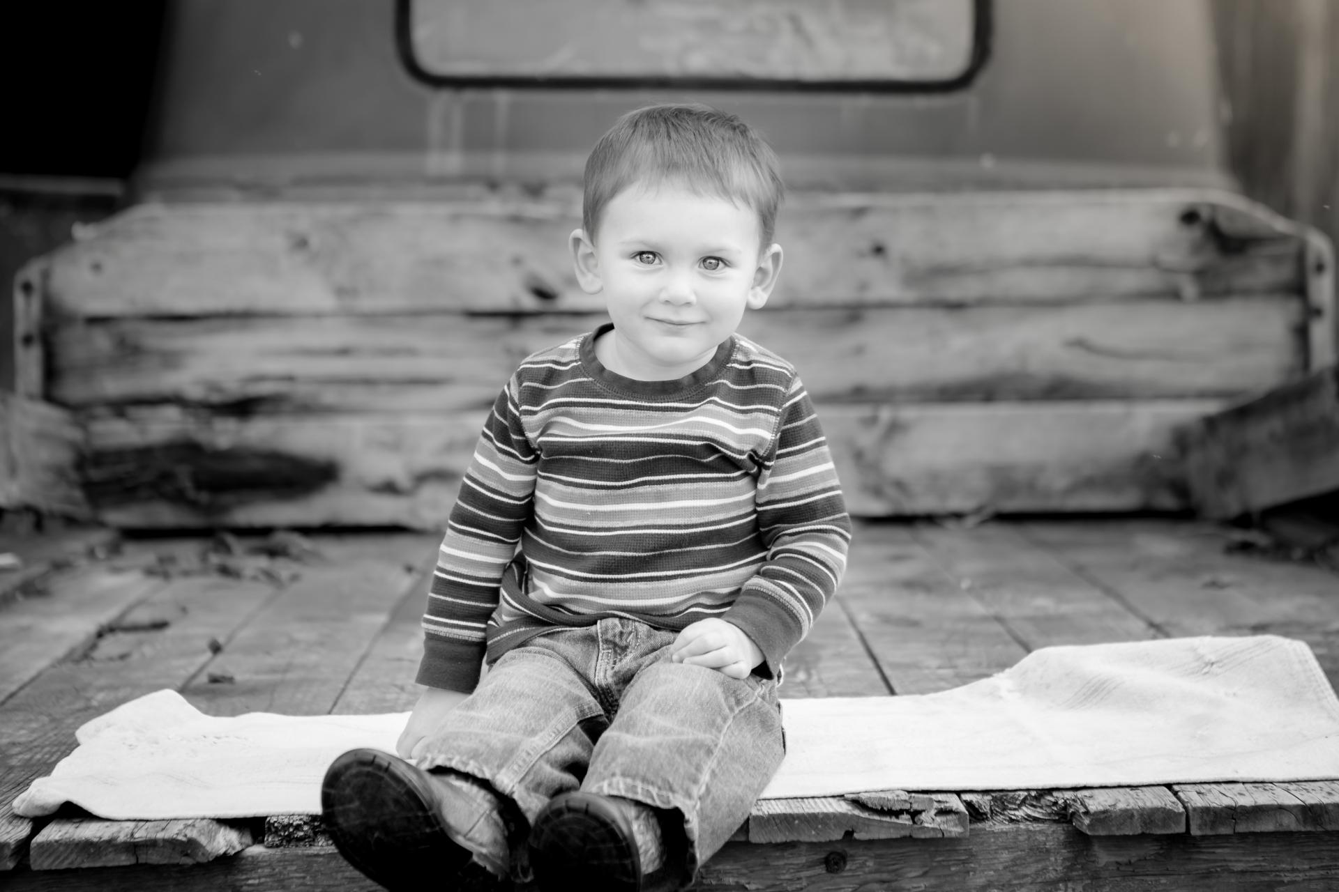 Gavin 2 years old