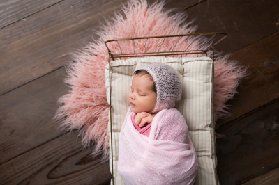 Aubrey Newborn Session