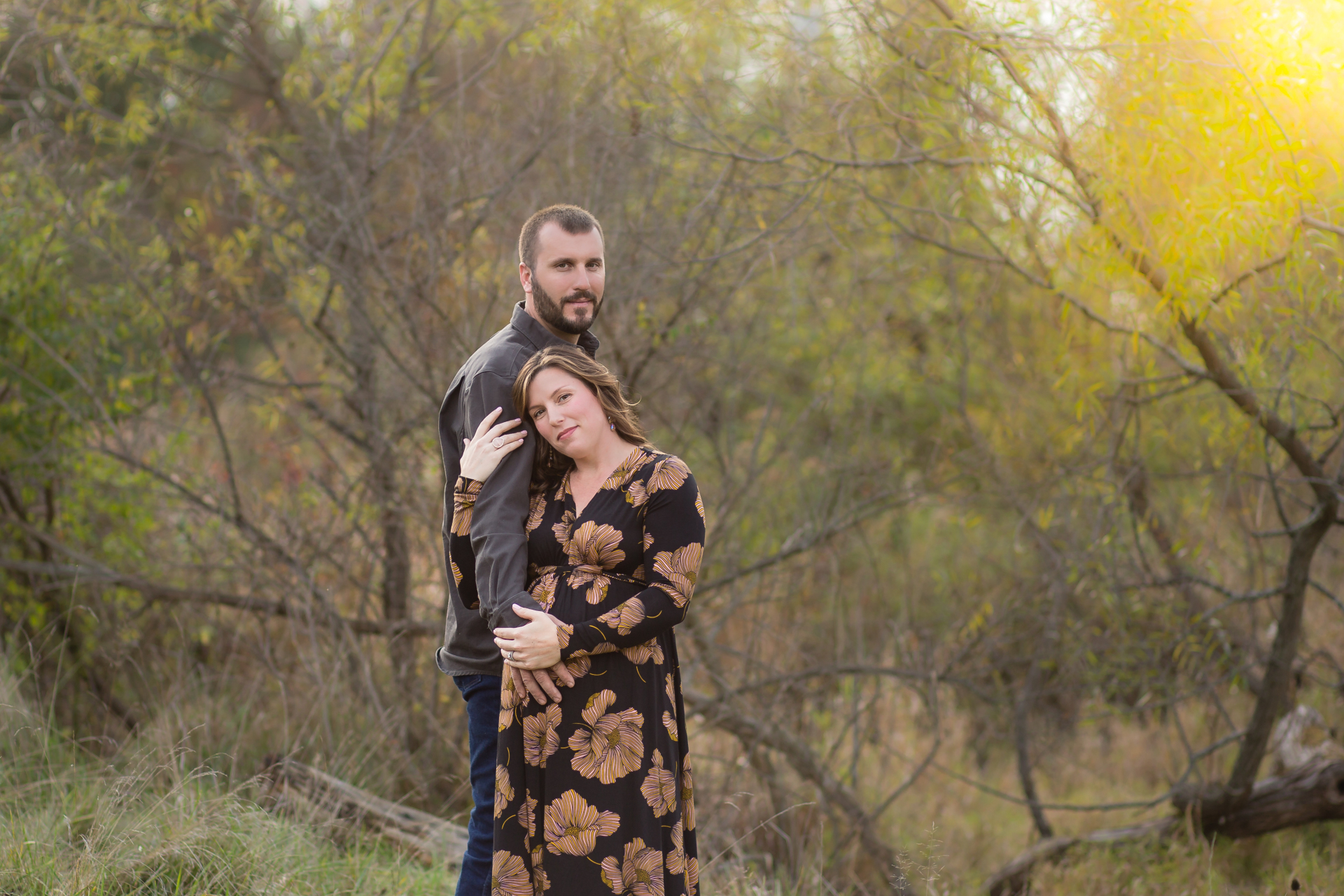 Maternity Session, Medina Oh