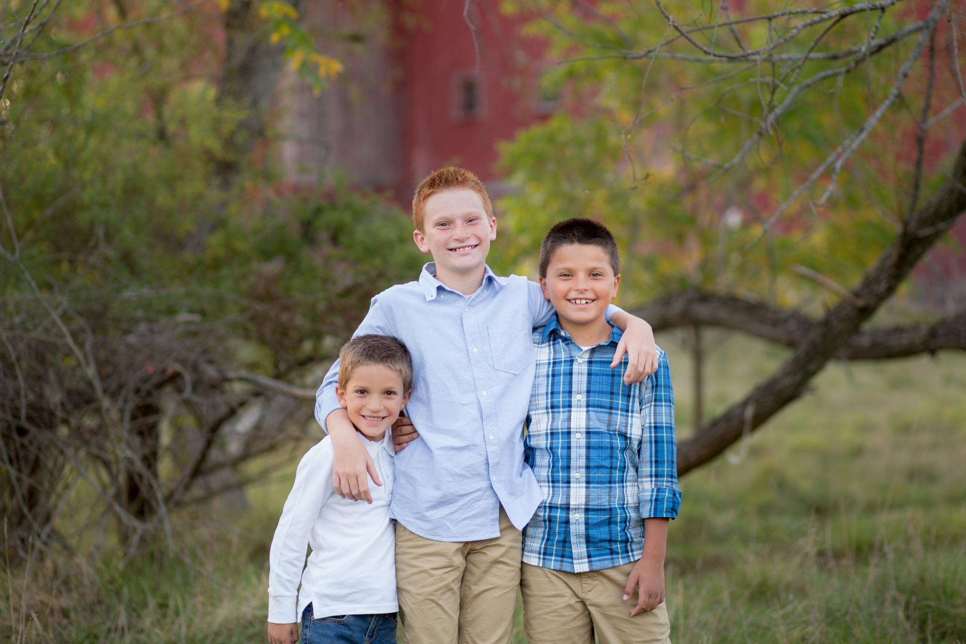 Medina Ohio family photographer