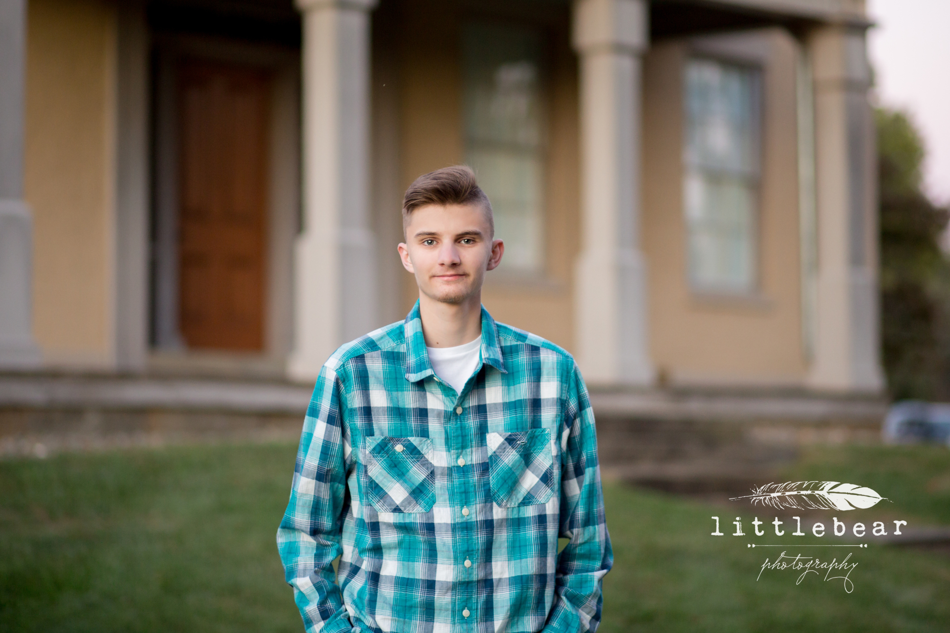 medina oh senior session