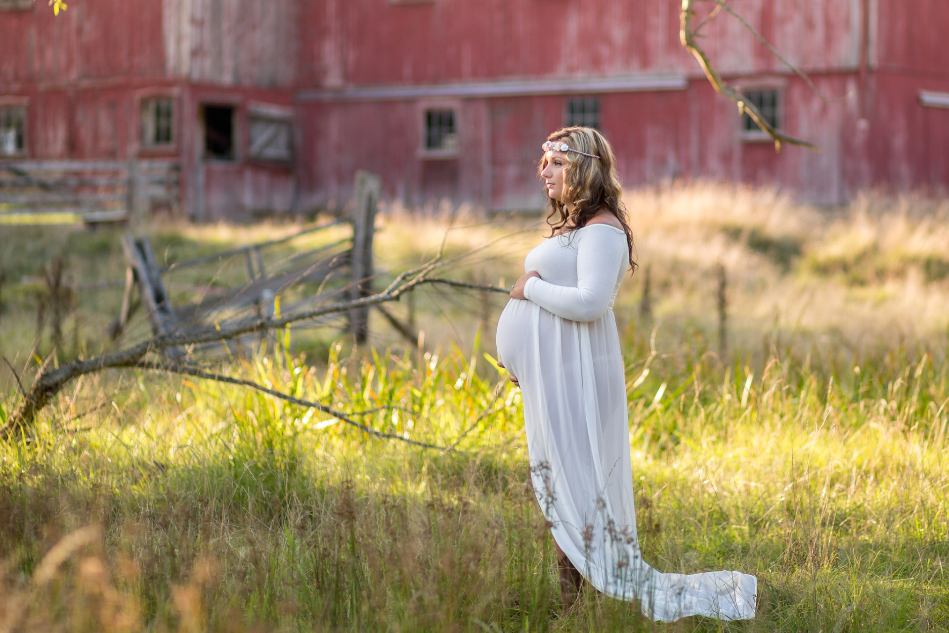 medina oh maternity photographer