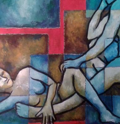 Tangled in Squares