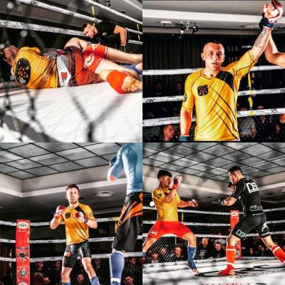 2 wins 2 losses for the Shaolin Army at WCFC