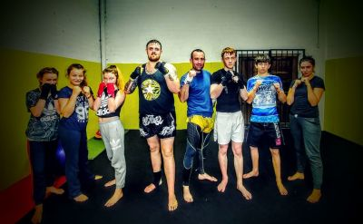 Knights Templar K1-kickboxing & Muay Thai Beginner Course 3rd January