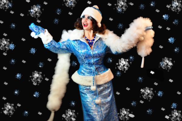 """Karina Libido """"Snow Maiden"""""""