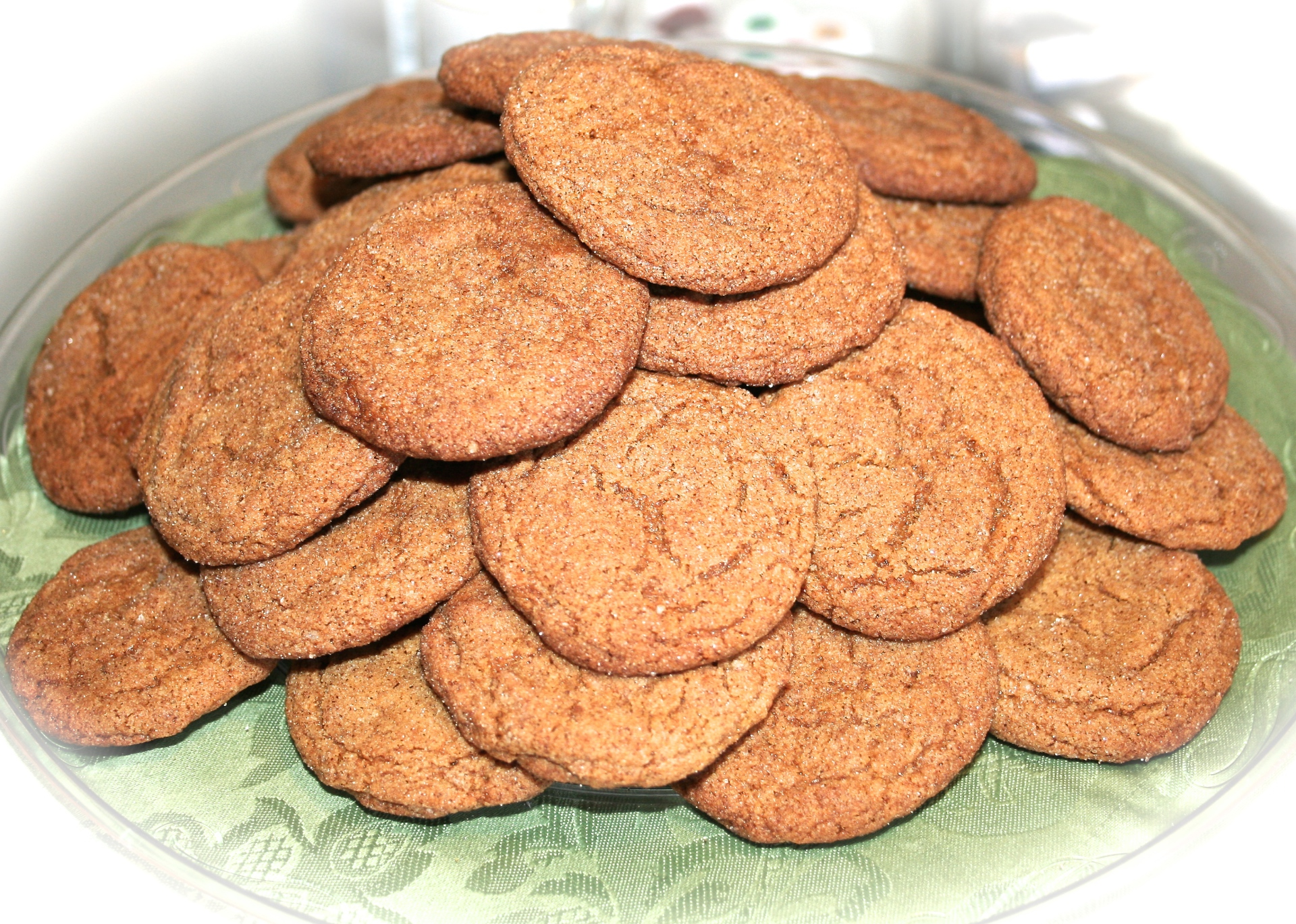 Ginger Snaps (Doz bag)