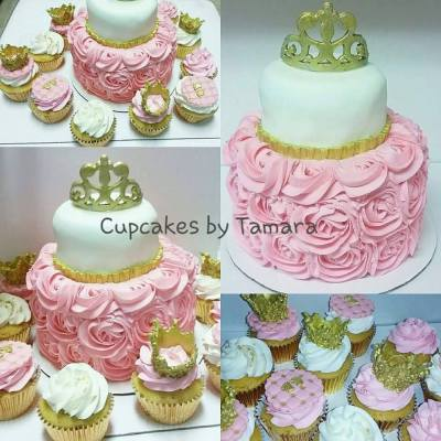 Baby Showers Cakes and Cupcakes