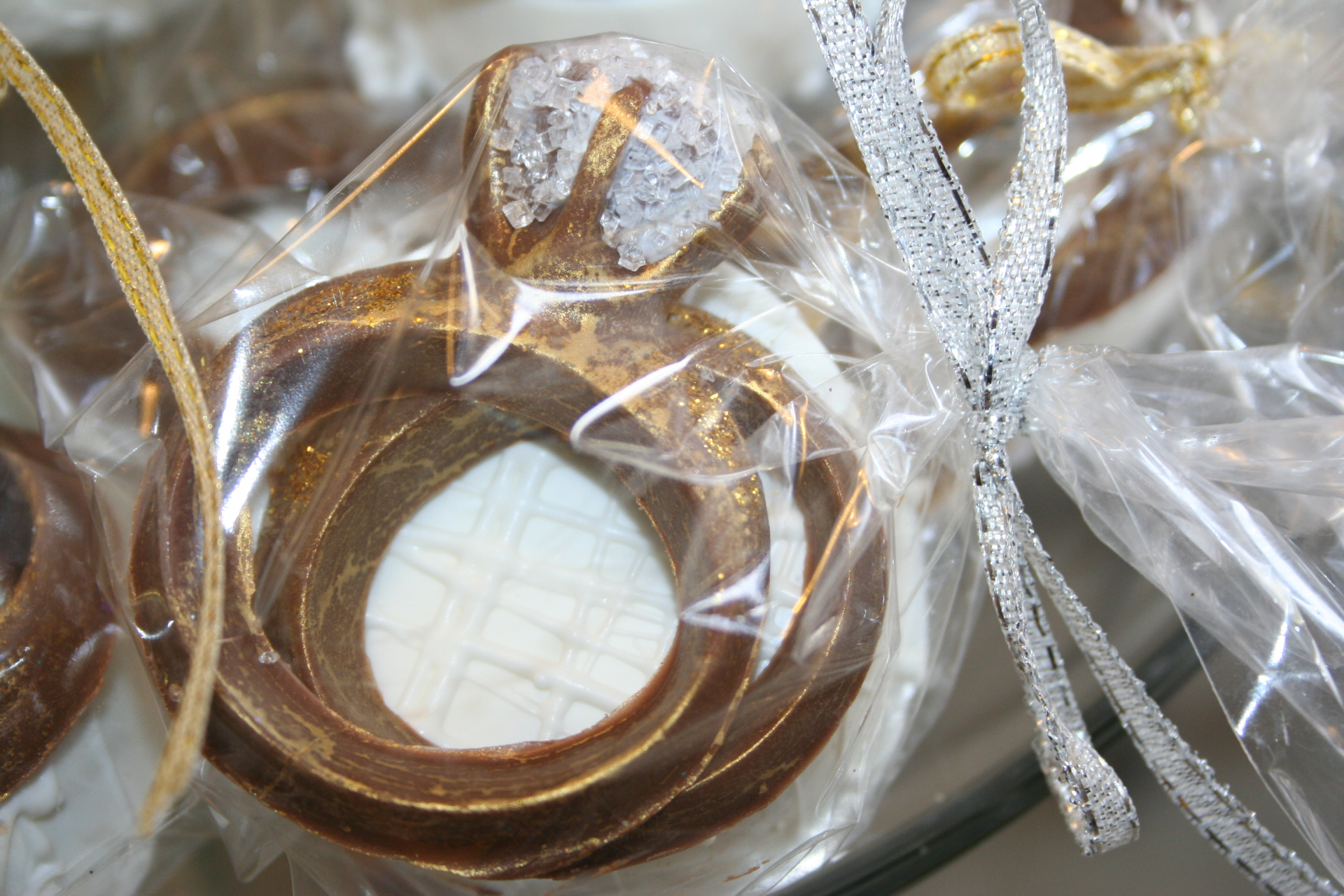 Festive Treats and Favors