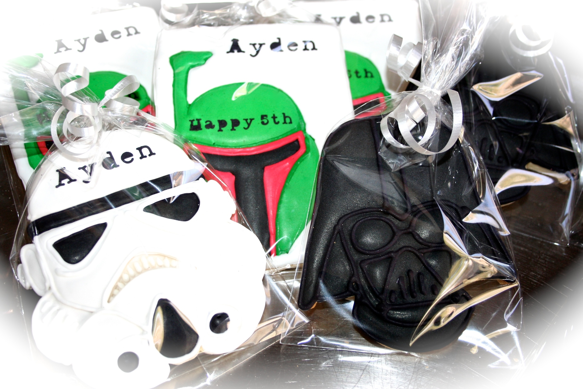 Star Wars Sugar Cookie Set