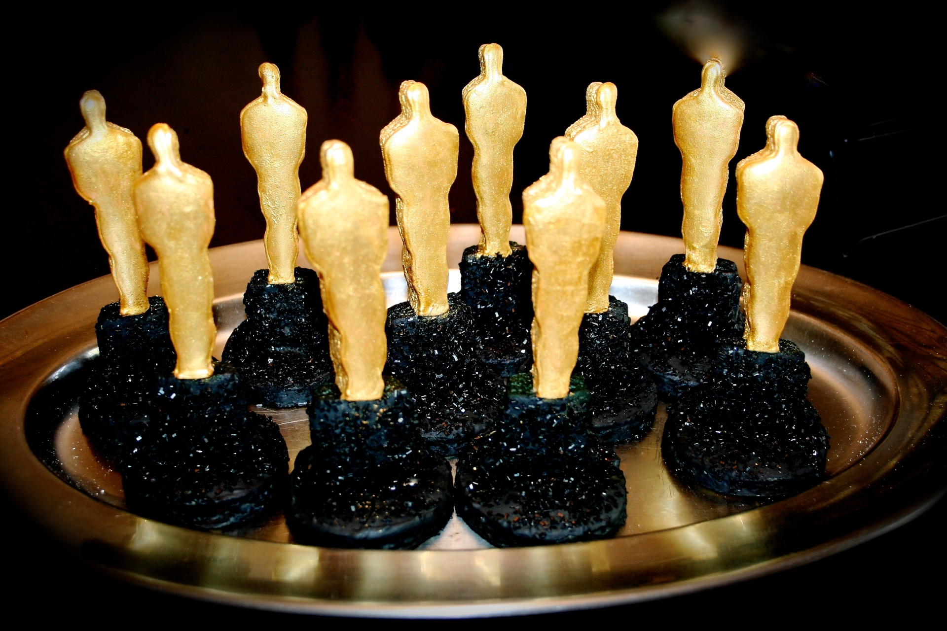 Oscar Stand-up Sugar Cookies