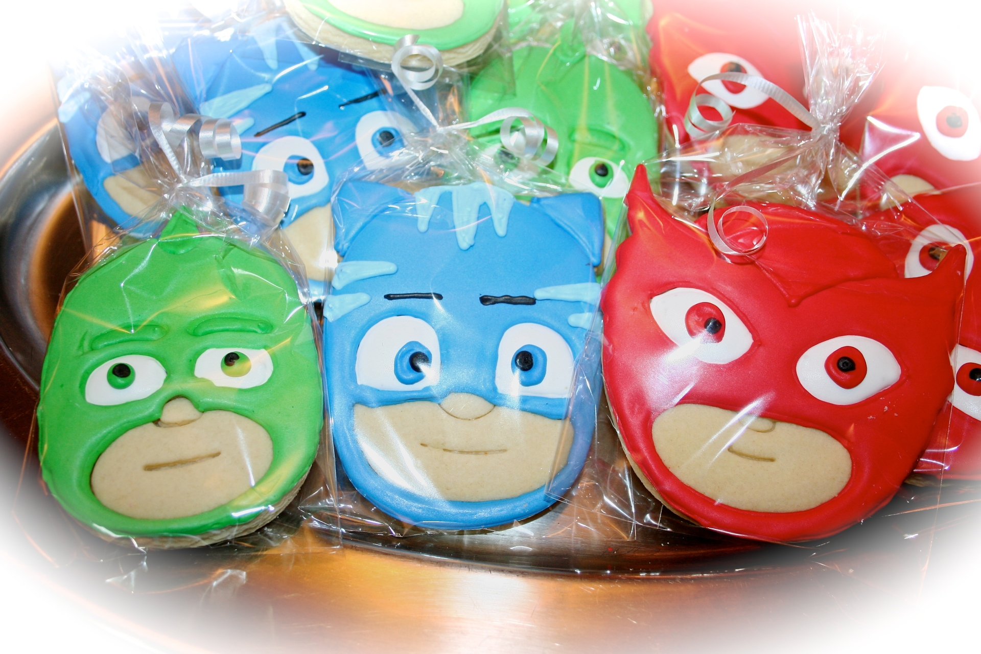 PJ Masks Sugar Cookie Set