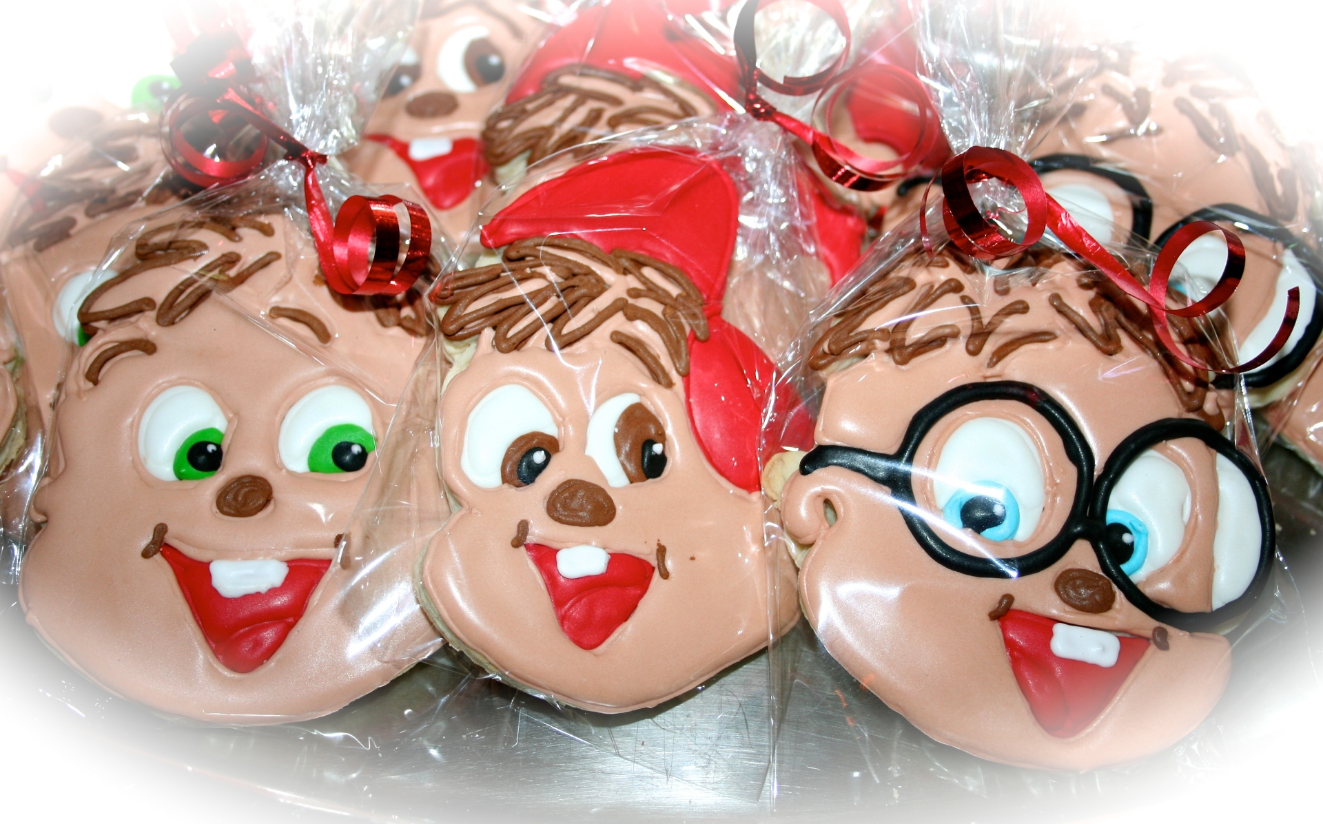 Alvin and the Chipmunks Sugar Cookies