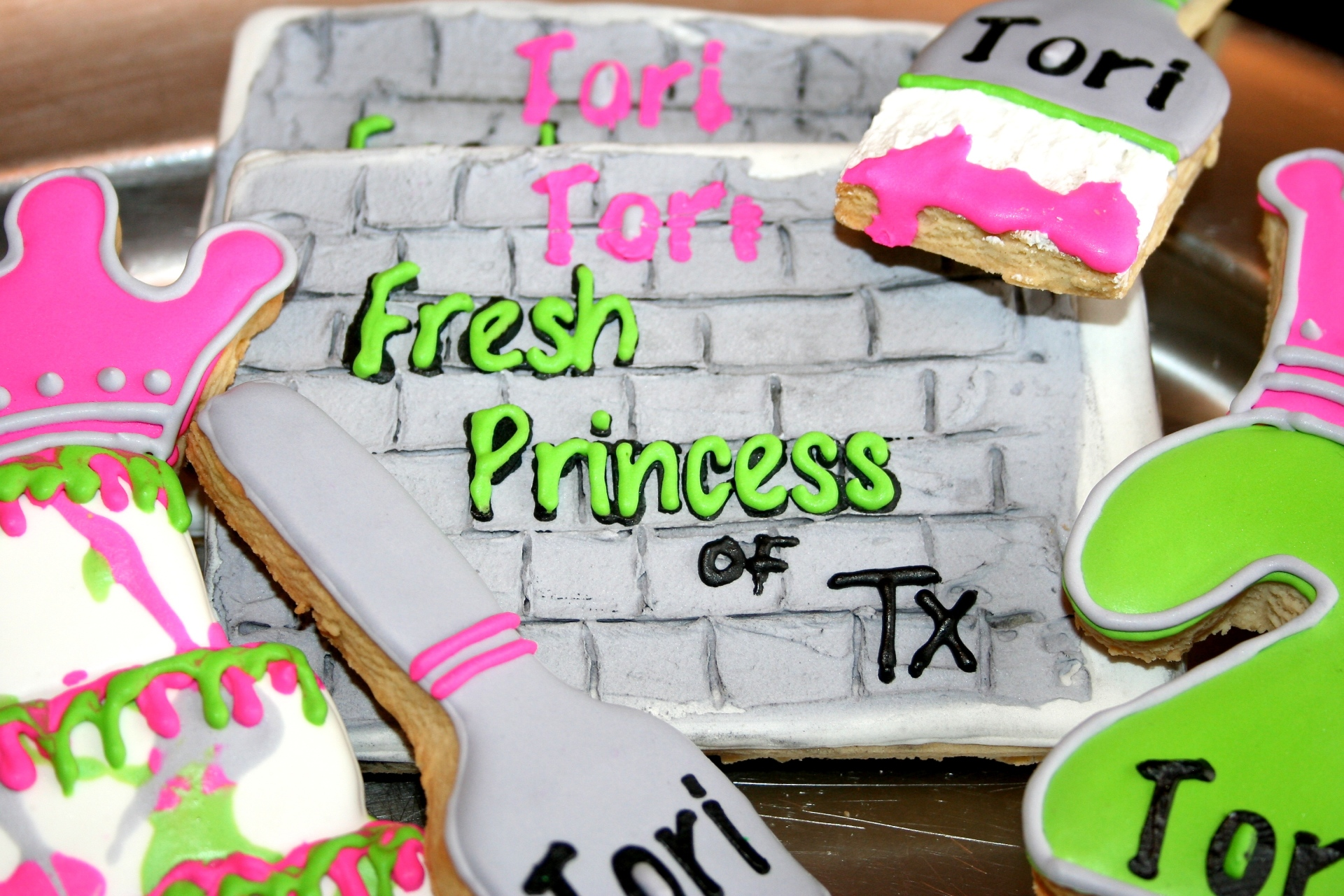 Original Design Custom Sugar Cookies
