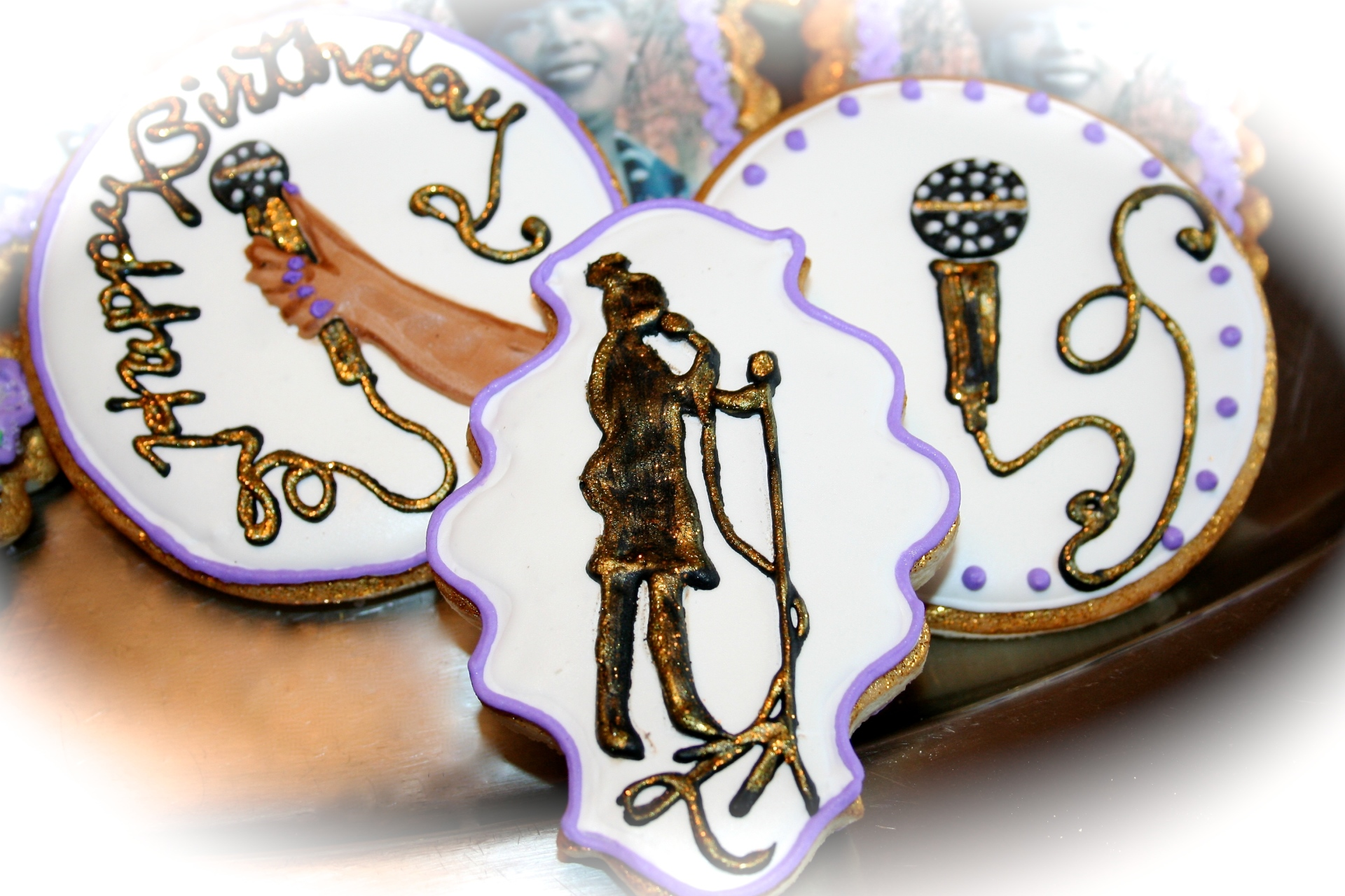 Original Custom Design Sugar Cookies
