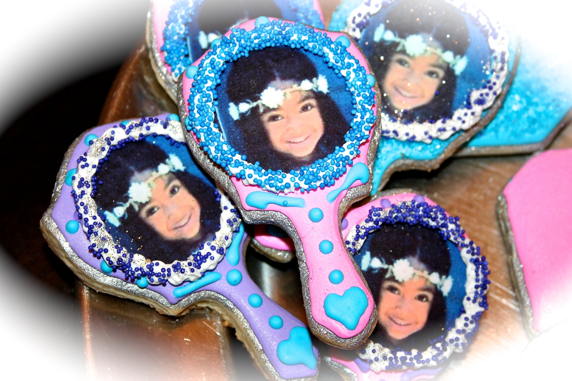 Photo Image Cookies