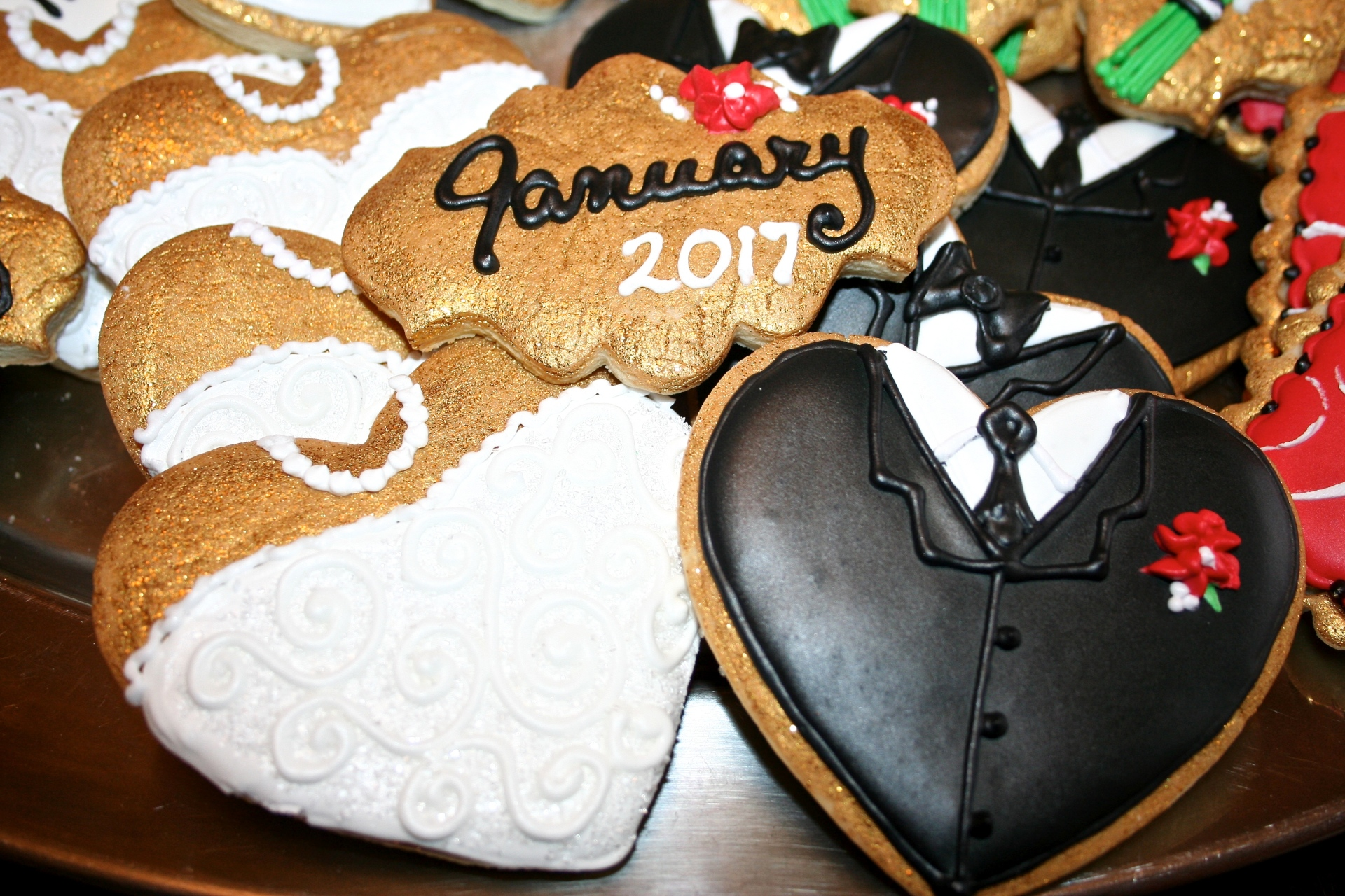 Wedding Sugar Cookie Sets